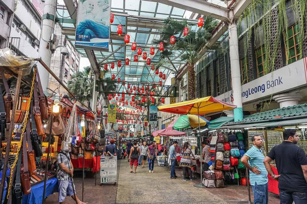 زيارة تشاينا تاون – كوالالمبور