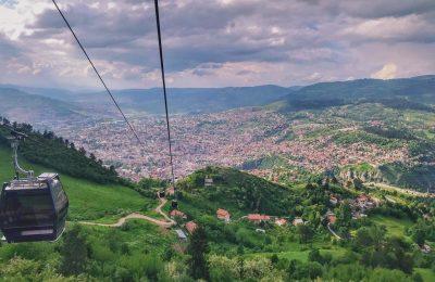 افضل 4 انشطة في جبل تريبفيتش سراييفو البوسنة