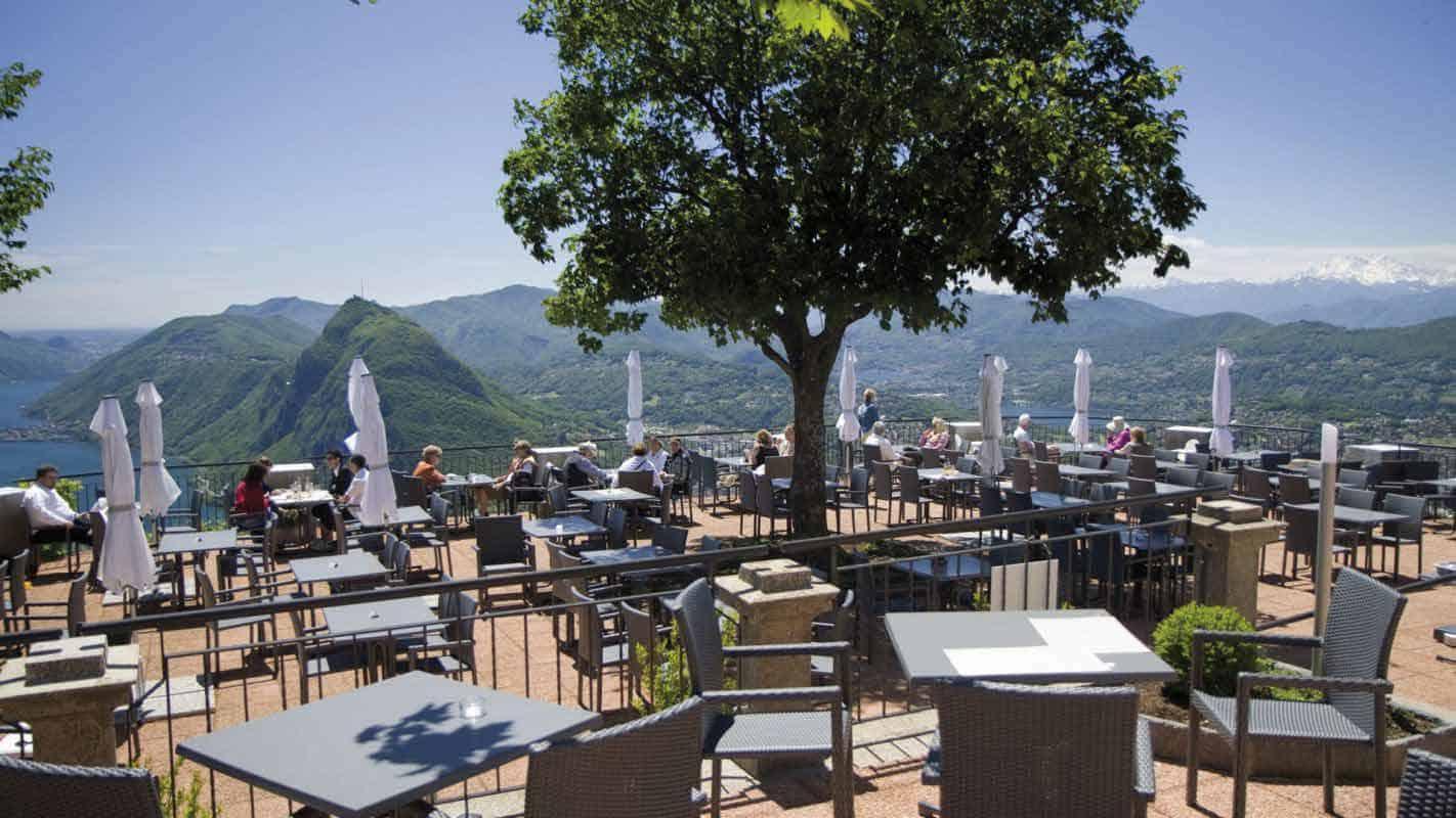 افضل 5 انشطة في منتزه سان جراتو لوغانو سويسرا
