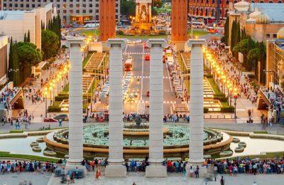 افضل 6 أنشطة في بلازا إسبانيا برشلونة