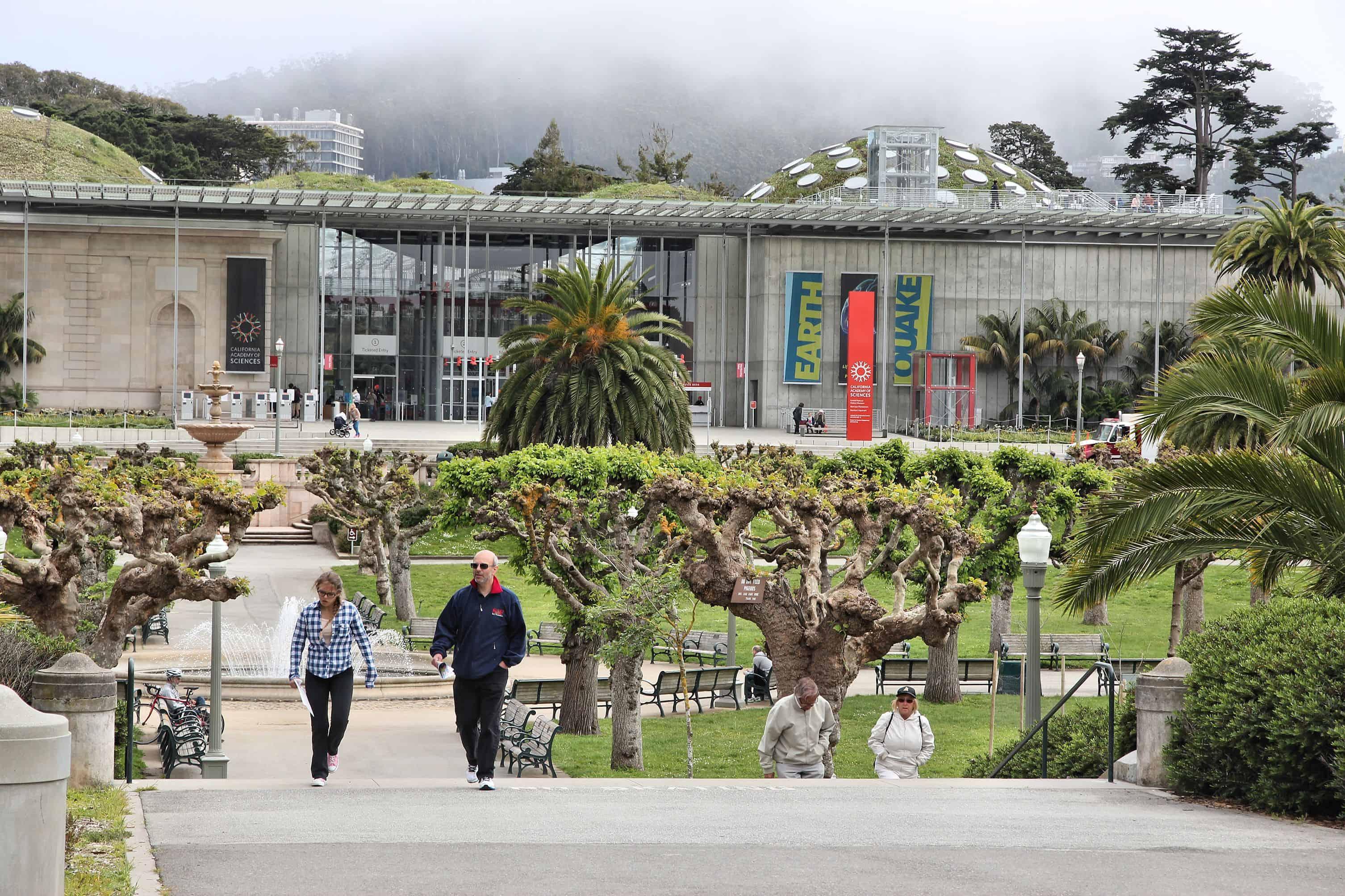 اكاديمية كاليفورنيا للعلوم