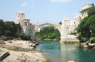 افضل 4 انشطة في الجسر القديم موستار البوسنة