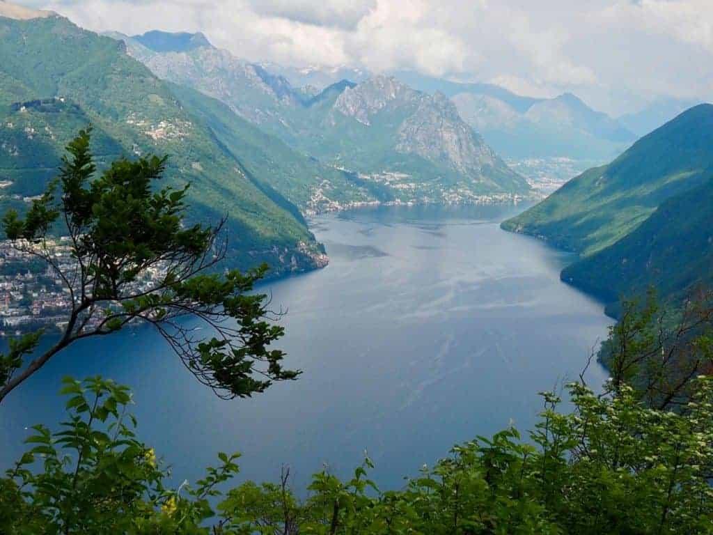السياحة في لوغانو سويسرا