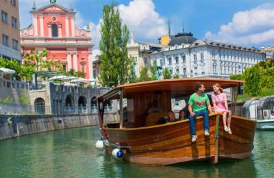 افضل 5 اماكن سياحيه في ليوبليانا