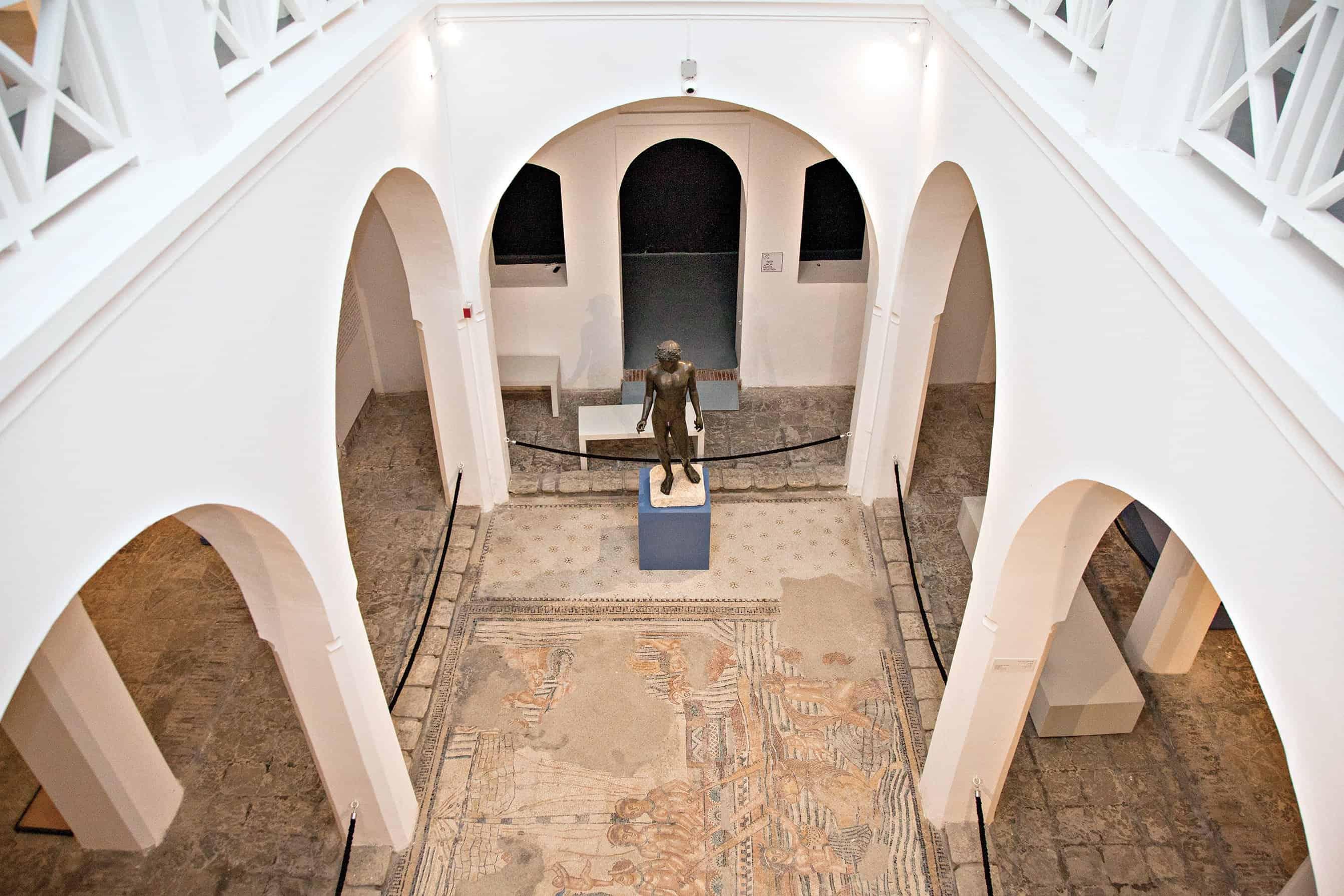 المتحف الأثري العرائش المغرب