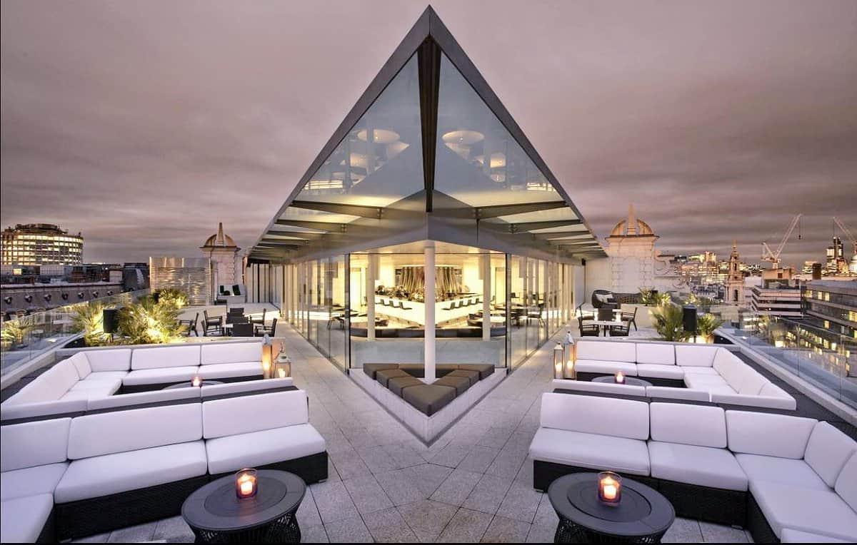 تقرير بالتفصيل عن فندق دبليو لندن