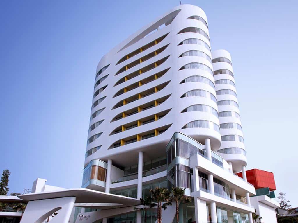 تقرير بالتفصيل عن فندق سنسا باندونق اندونيسيا