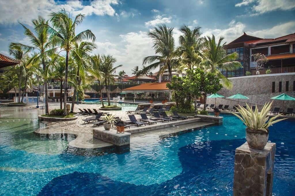 تقرير رائع عن فندق هارد روك بالي اندونيسيا