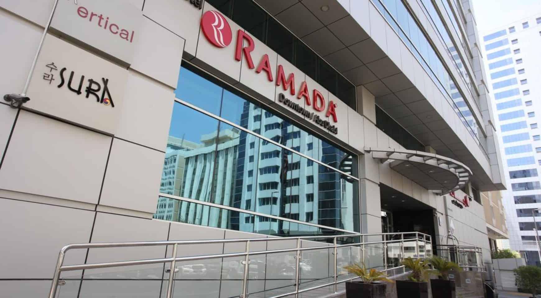 فندق رمادا داون تاون ابو ظبي تقرير مفصل