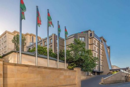 تقرير مفصل عن فندق قفقاز بوينت باكو