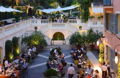 تقرير مميز عن فندق دي روسي روما