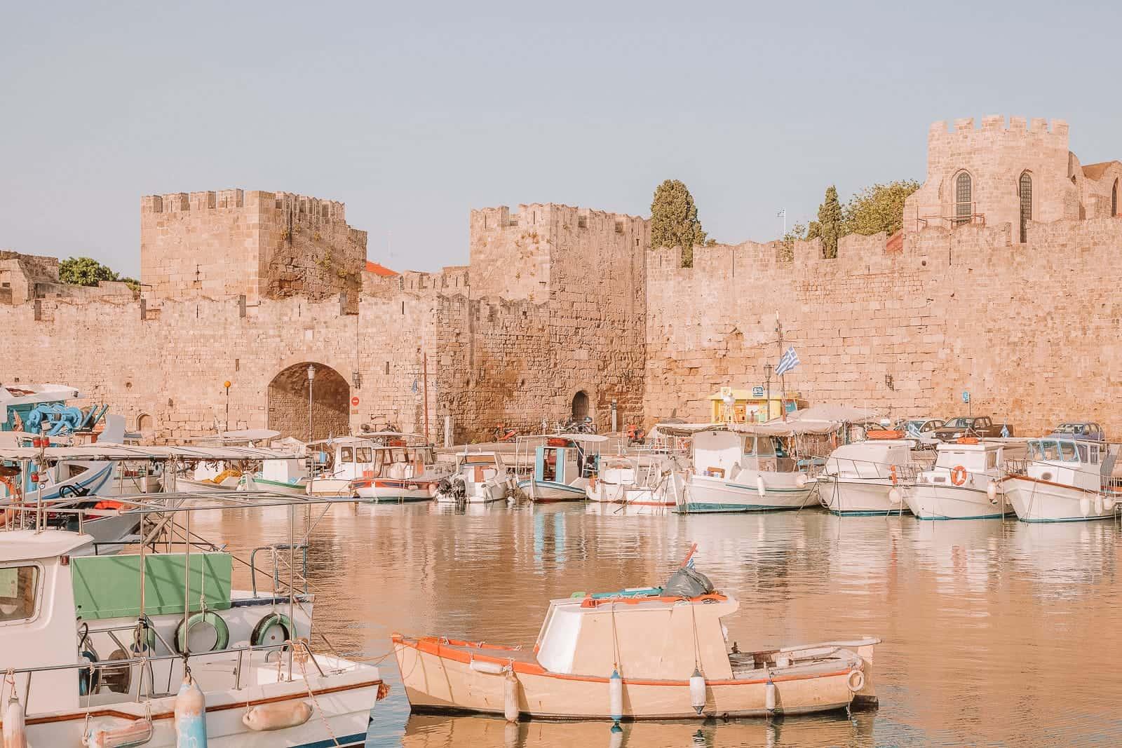 خليج القديس بولس جزيرة رودس