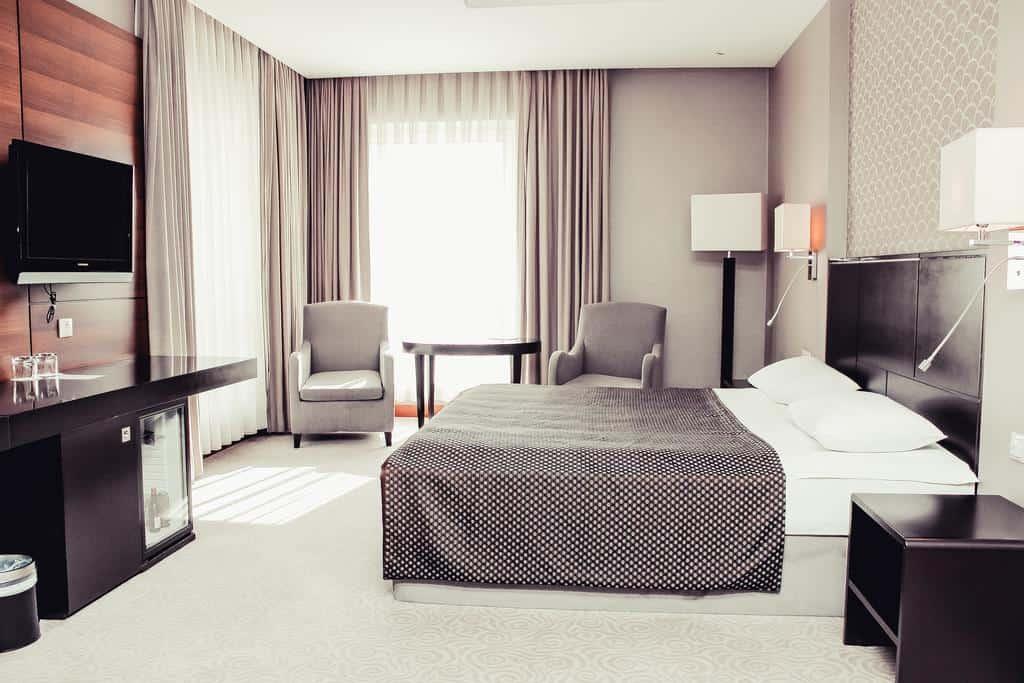 خيارات الإقامة في فندق قفقاز بوينت باكو