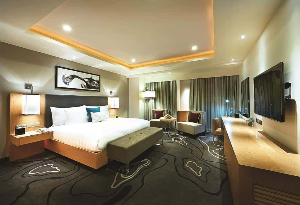 خيارات الاقامة في فندق تايم سكوير كوالالمبور