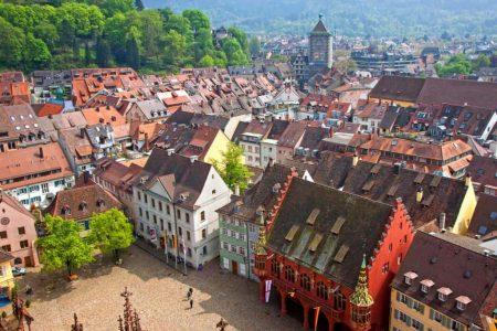 افضل 4 من اماكن السياحة في فرايبورغ المانيا
