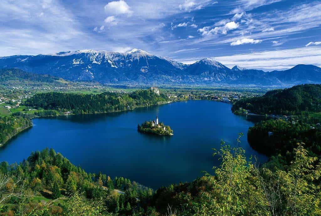 افضل 5 من فنادق بليد سلوفينيا 2019