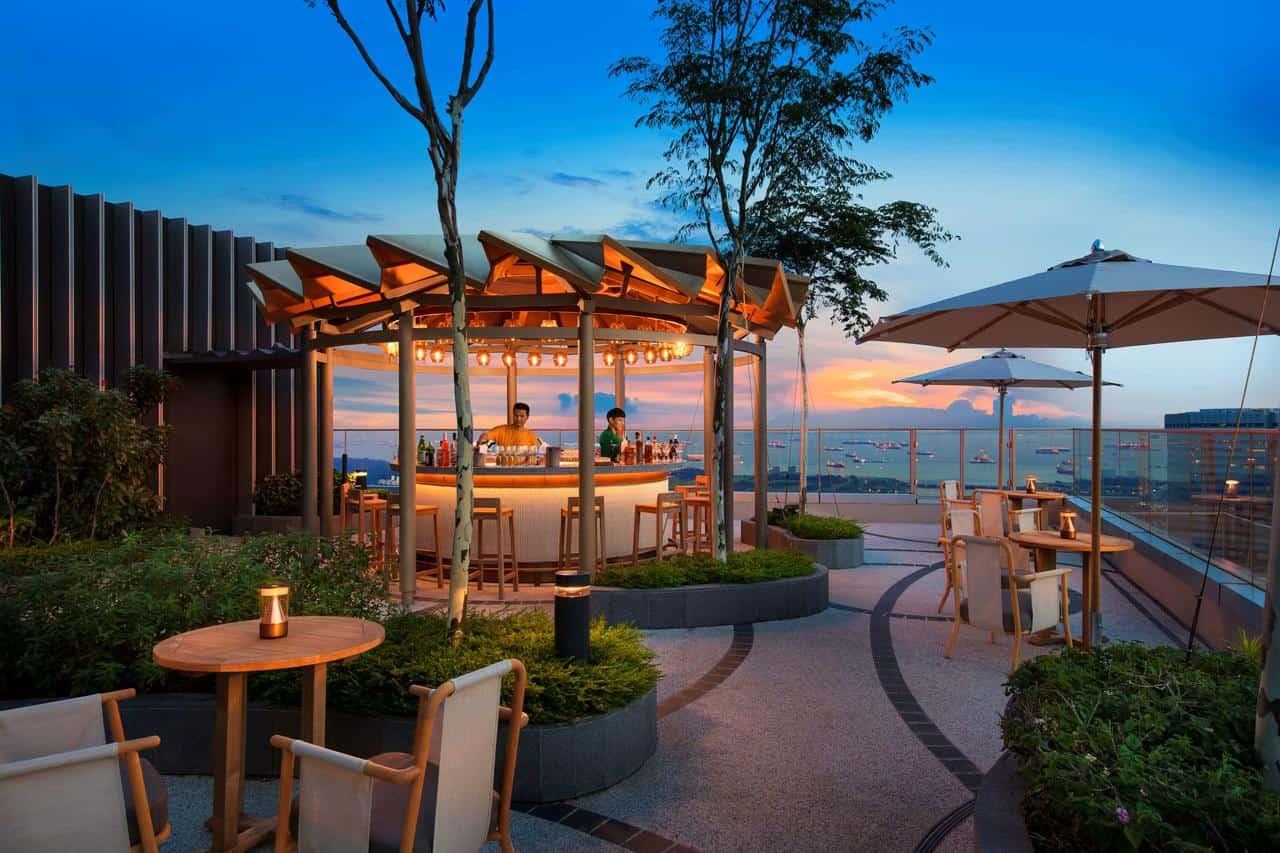 فندق أنداز سنغافورة ايه كونسبت باي حياة
