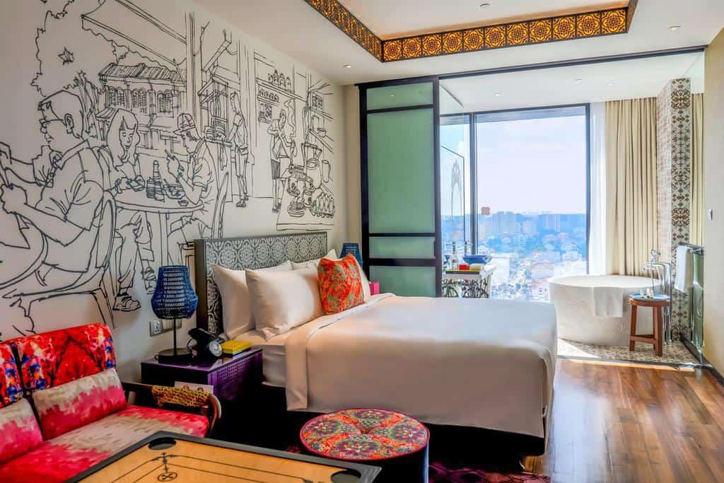 فندق إيندجو سنغافورة كاتونج