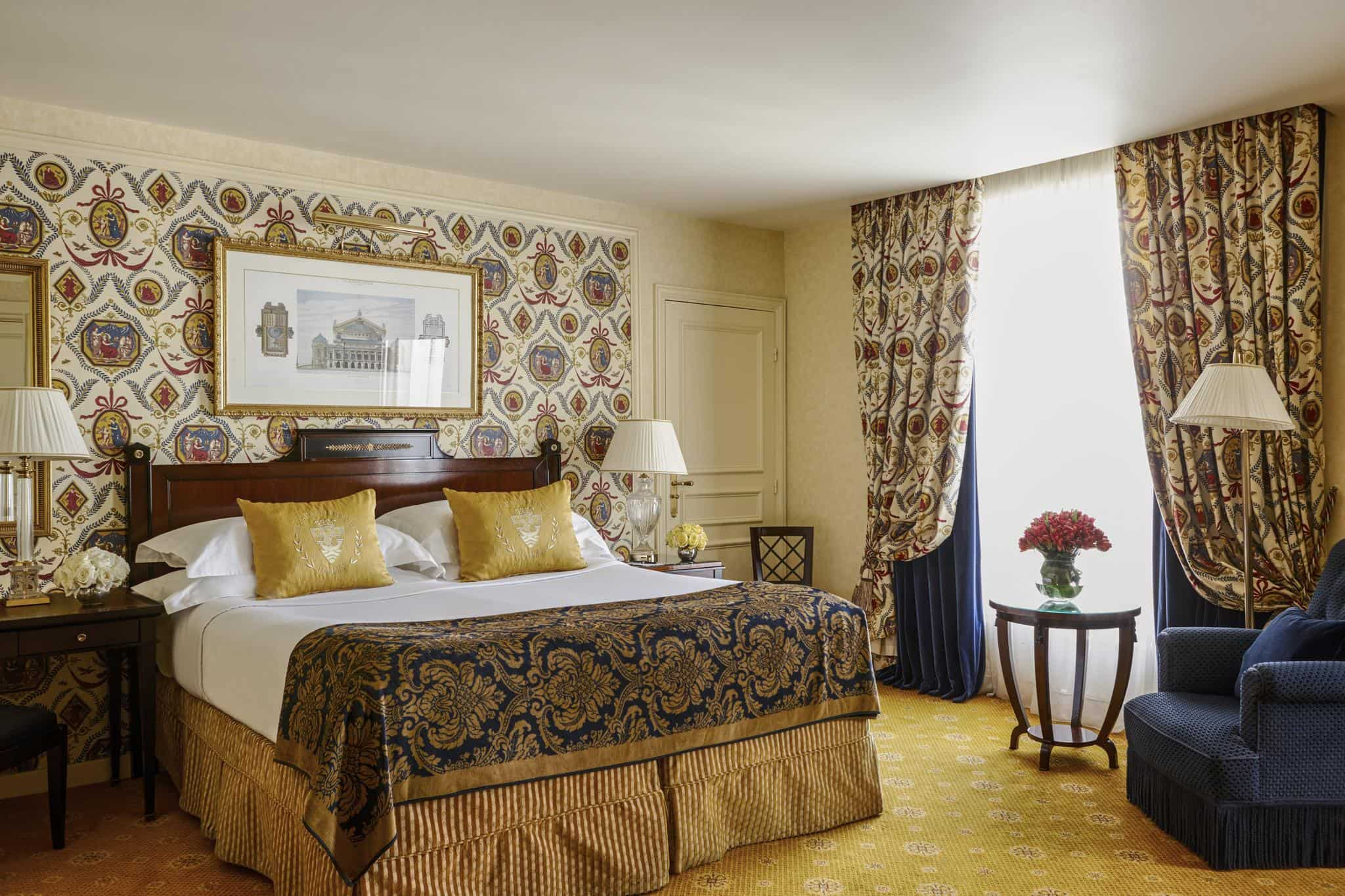 فندق انتركونتننتال باريس لو جراند