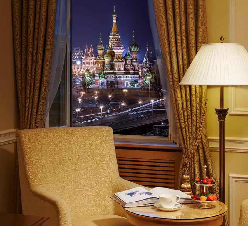 فندق بالتشوغ كمبنسكي موسكو
