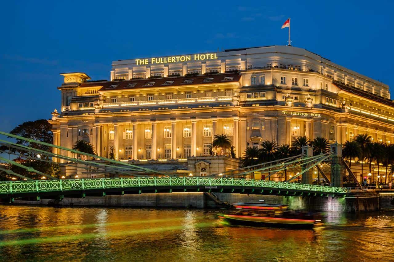 فندق ذا فولرتون سنغابور