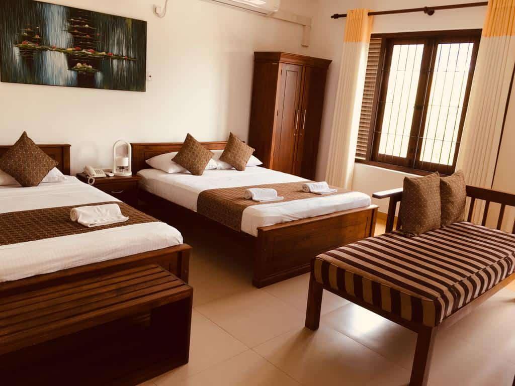 فندق سارافودايا ساما فاسا