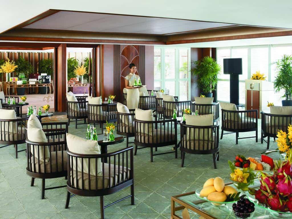 فندق شانغريلا سنغابور
