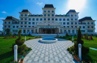 تقرير مصور عن سلسلة فندق قافقاز غابالا