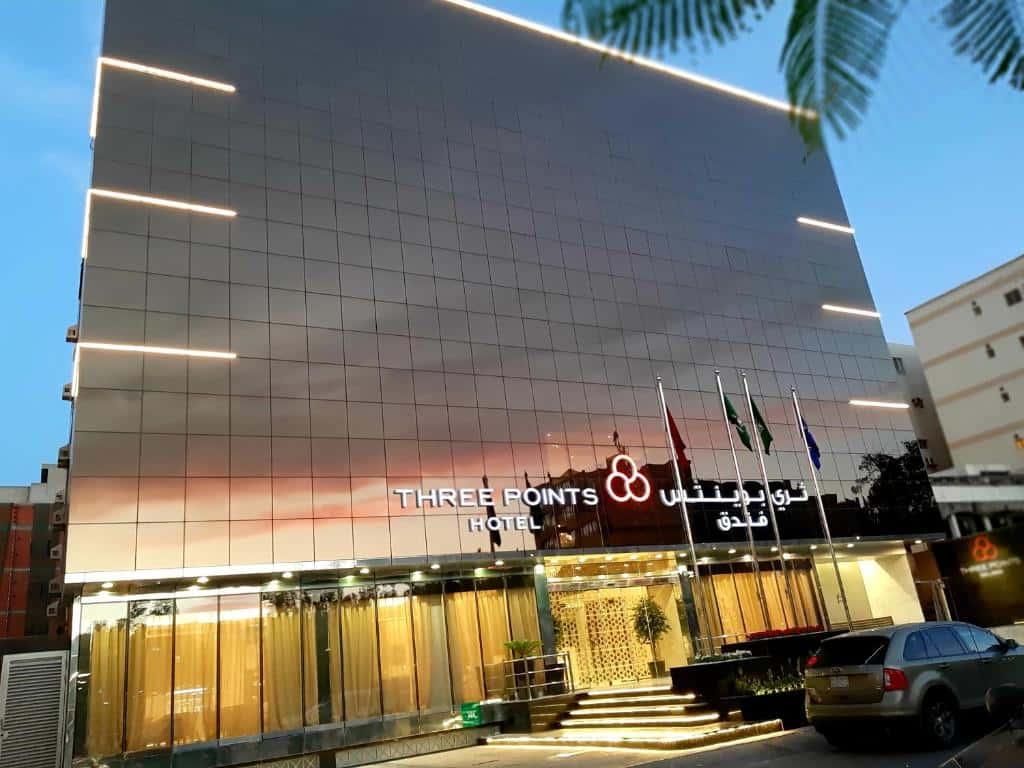 فندق Three Points Al Salama