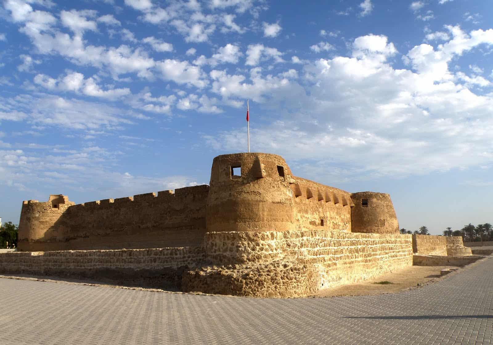 قلعة عراد الأثرية