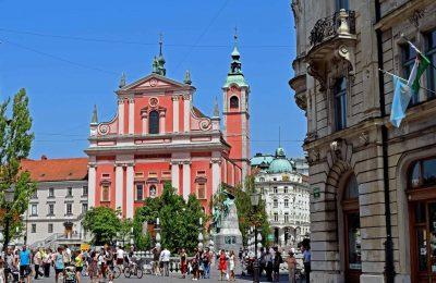 تقرير رحلتي إلى سلوفينيا و النمسا 2019