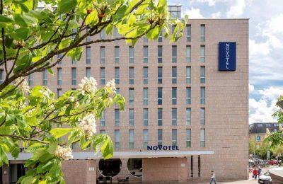 تقرير رائع عن فندق نوفوتيل فرايبورغ المانيا