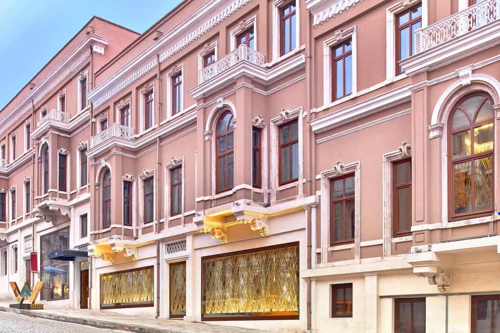 تقرير مصور عن فندق دبليو اسطنبول