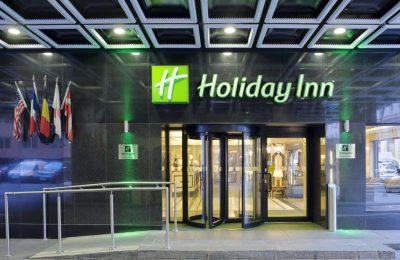 سلسلة فنادق هوليدي ان لندن تقرير مفصل