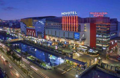 تقرير مصور عن فندق نوفوتيل جاكرتا