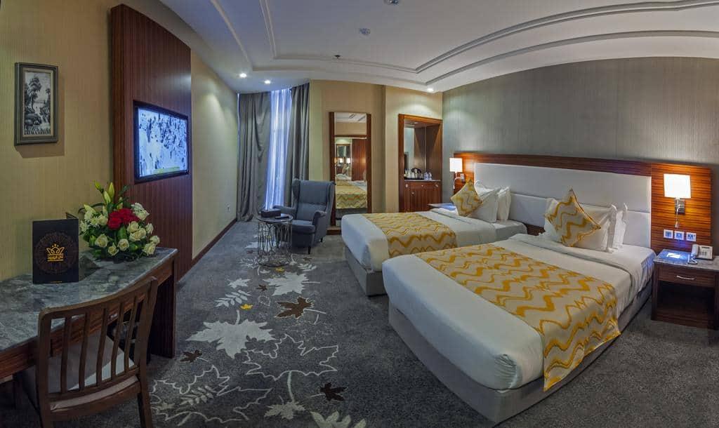 افضل 4 فنادق حي الصفا بجدة موصى بها