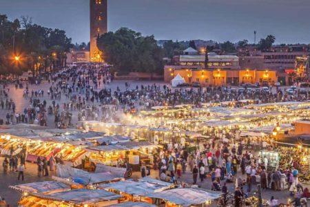 افضل 4 من حمامات مراكش المغرب
