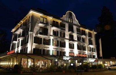 تقرير مصور عن فندق انترلاكن في سويسرا