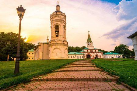 افضل 9 انشطة في حديقة كولومينسكوي موسكو روسيا