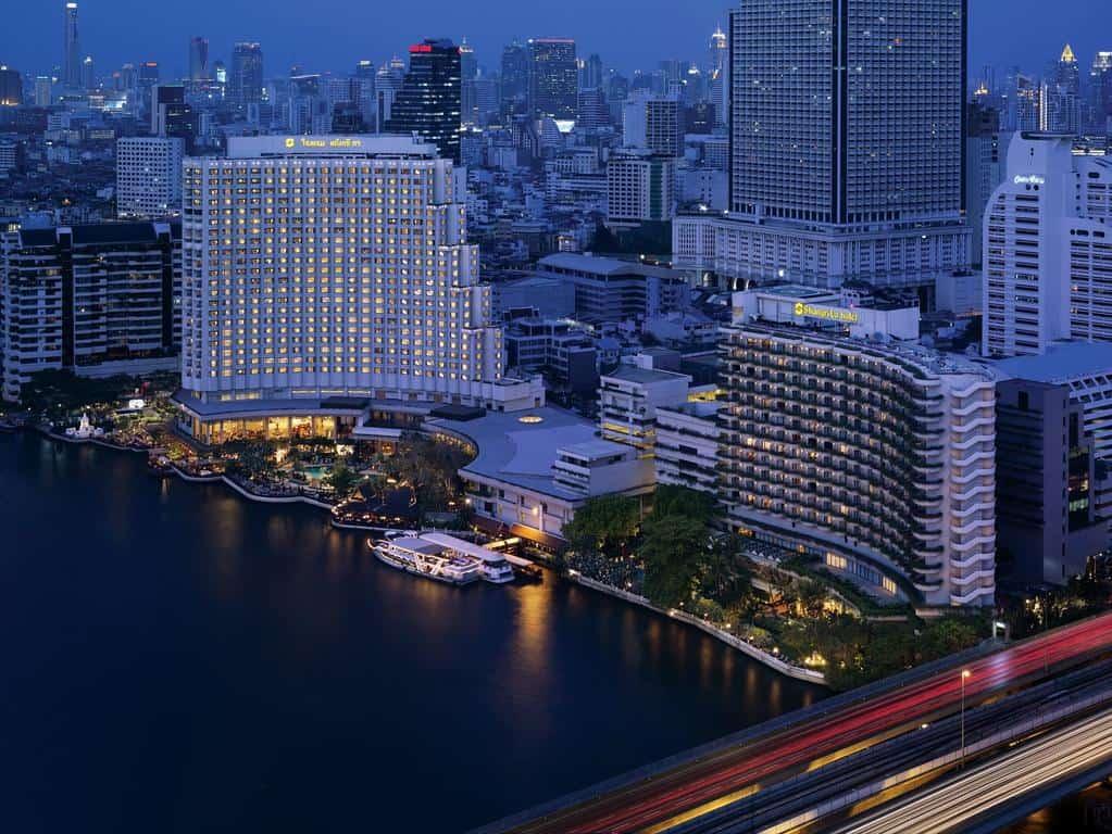 تقرير رائع عن فندق شانغريلا بانكوك