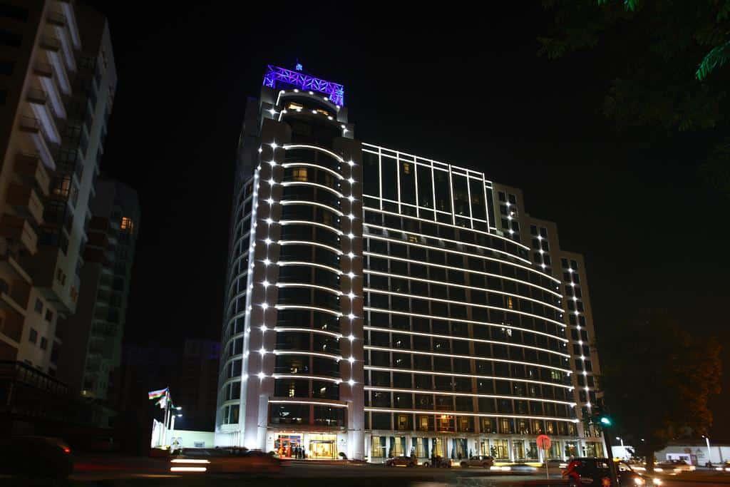 تقرير مميز عن فندق قفقاز سيتي باكو