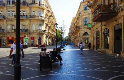 افضل 4 من شوارع باكو التي ننصحك بزيارتها