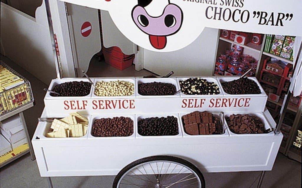 مصنع البروس للشوكولاتة
