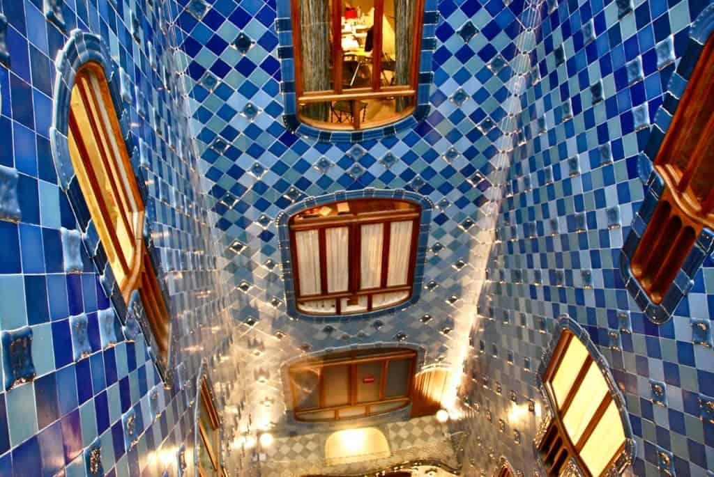 مبنى كازا باتلو برشلونة