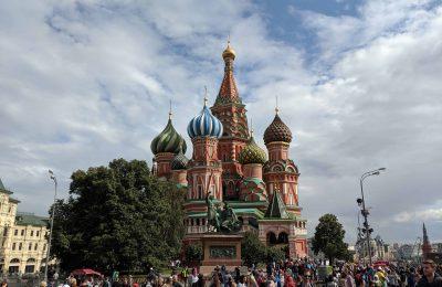 تقرير مصور عن رحلتي الى روسيا
