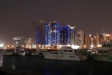 افضل 5 انشطة عند كورنيش المارينا البحرين