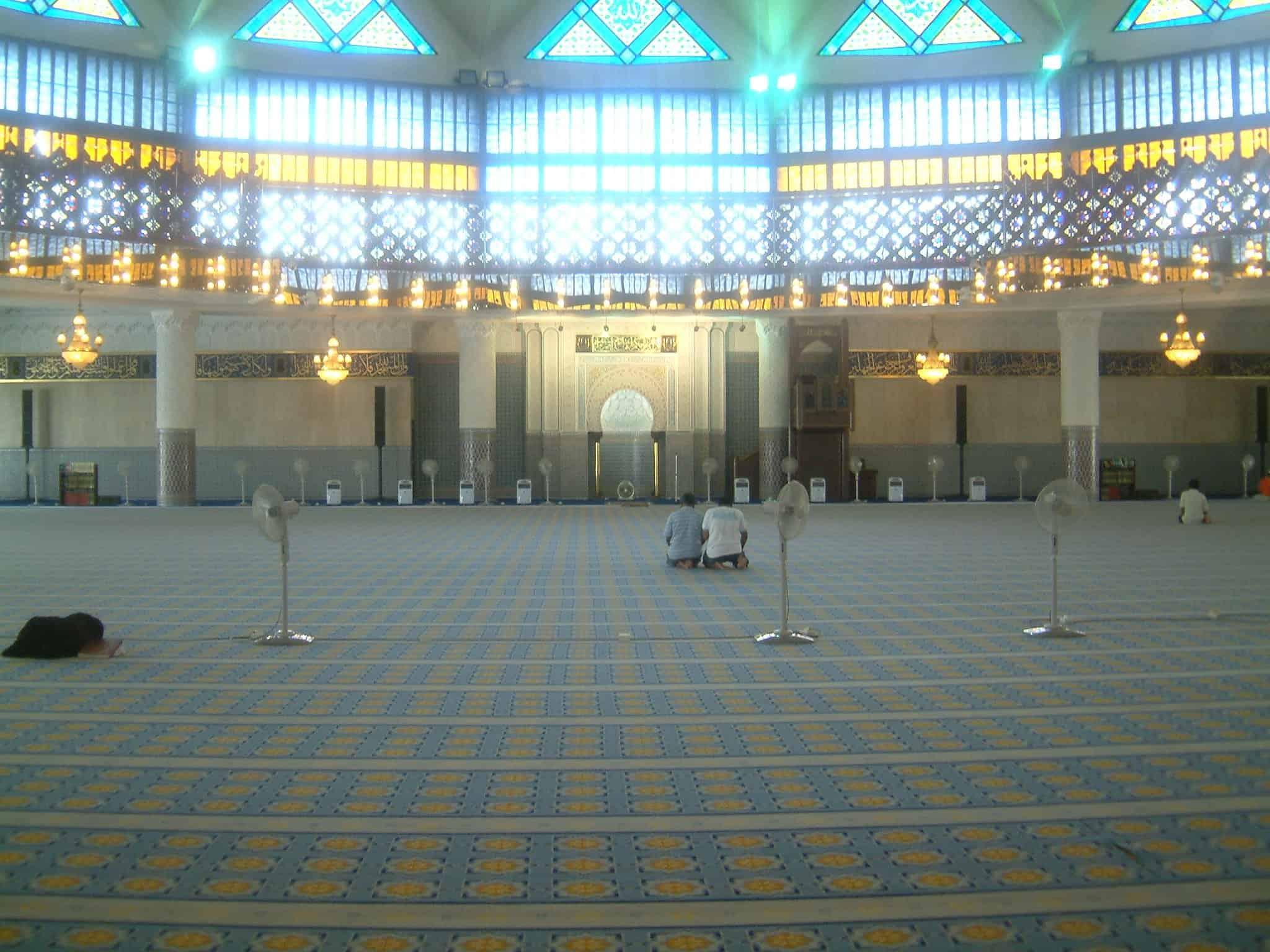 زيارة مسجد نغارا – كوالالمبور
