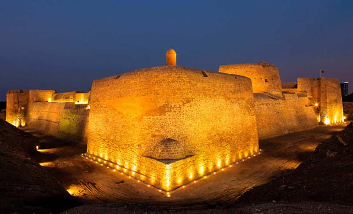 أفضل 3 أنشطة عند قلعة البحرين