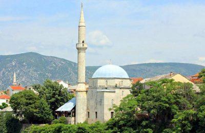 افضل 4 انشطة في جامع محمد باشا كوسكي موستار البوسنة