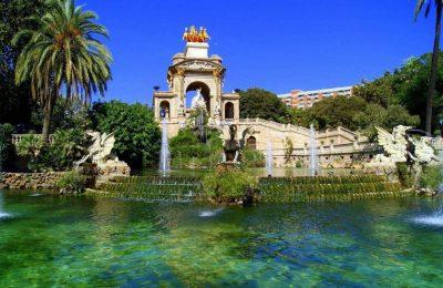 افضل 6 انشطة في متنزه سيوتاديلا برشلونة اسبانيا